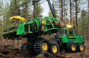 Logging / Forestry Equipment Financing & Leasing ~Simplified~ - SLS