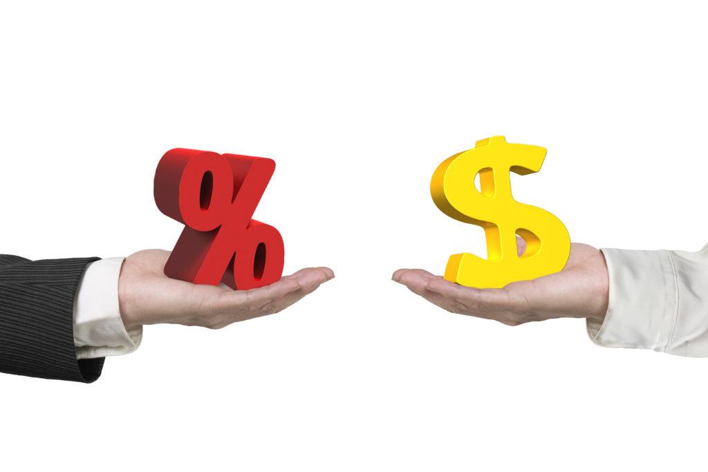 Percent and Dollar