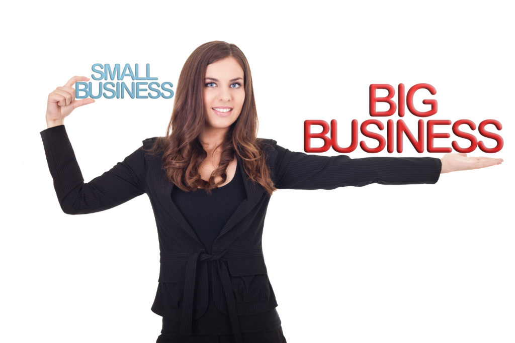 Small Business Big Business
