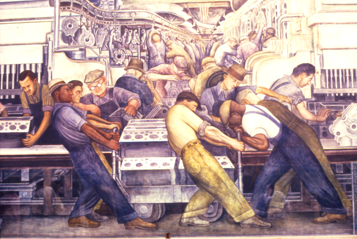 Enjoy your labor day out of office sls financial services for Enjoy detroit mural