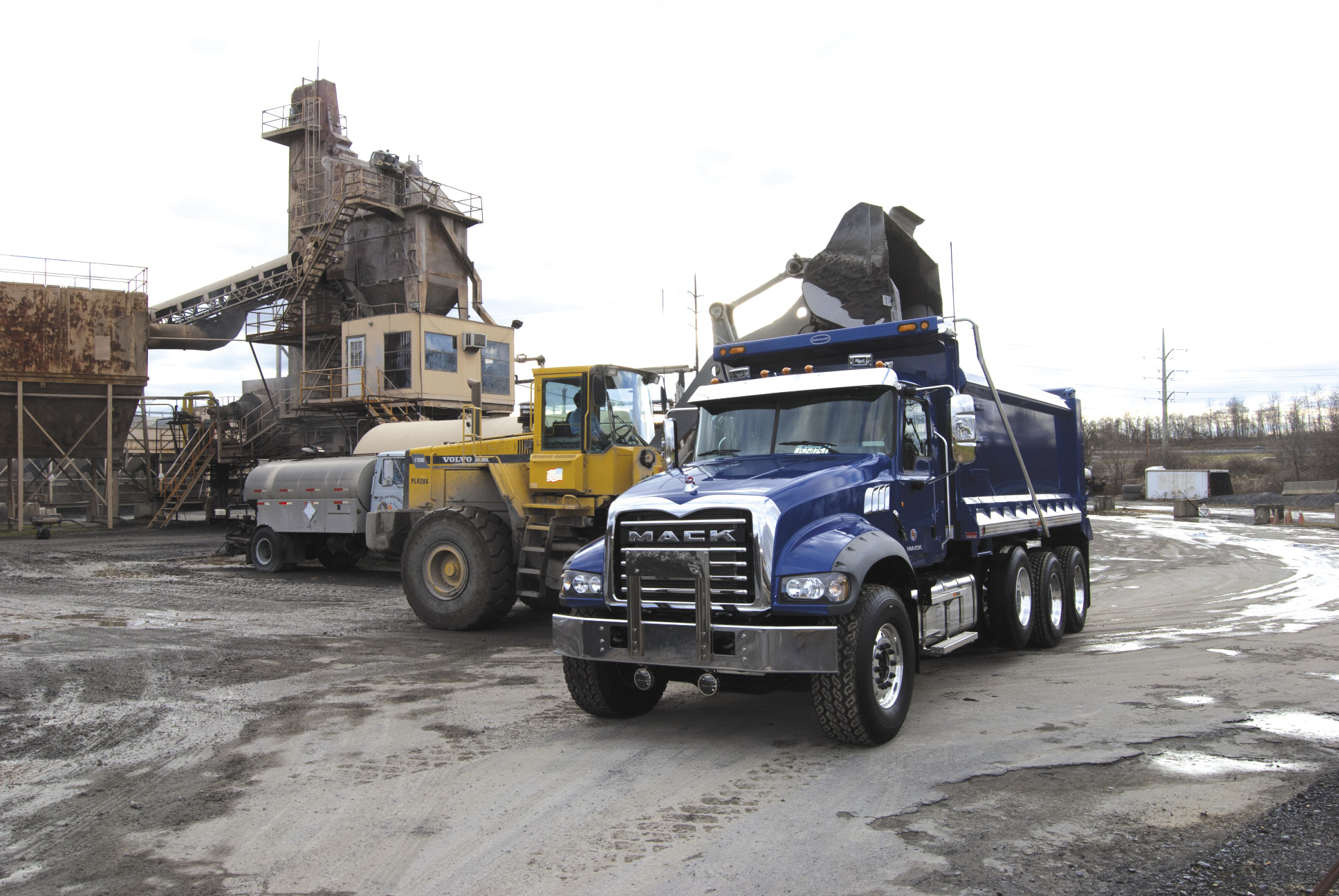 Dump Truck Financing and Leasing