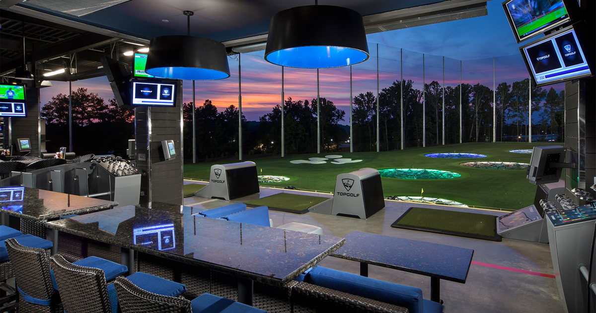 2018 Annual Meeting / Topgolf Outing
